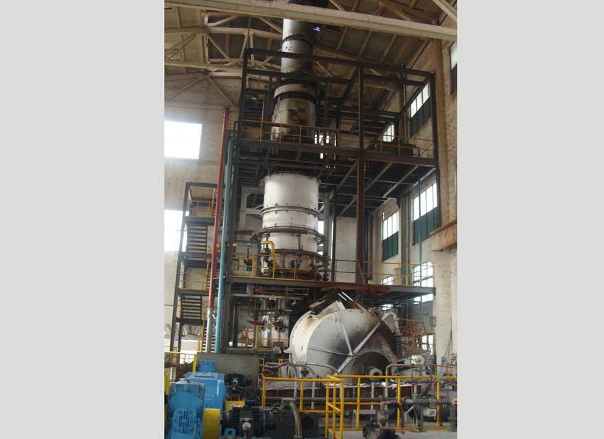 工艺流程 废旧紫铜→反射炉(进行熔化,氧化还原的冶炼过程)